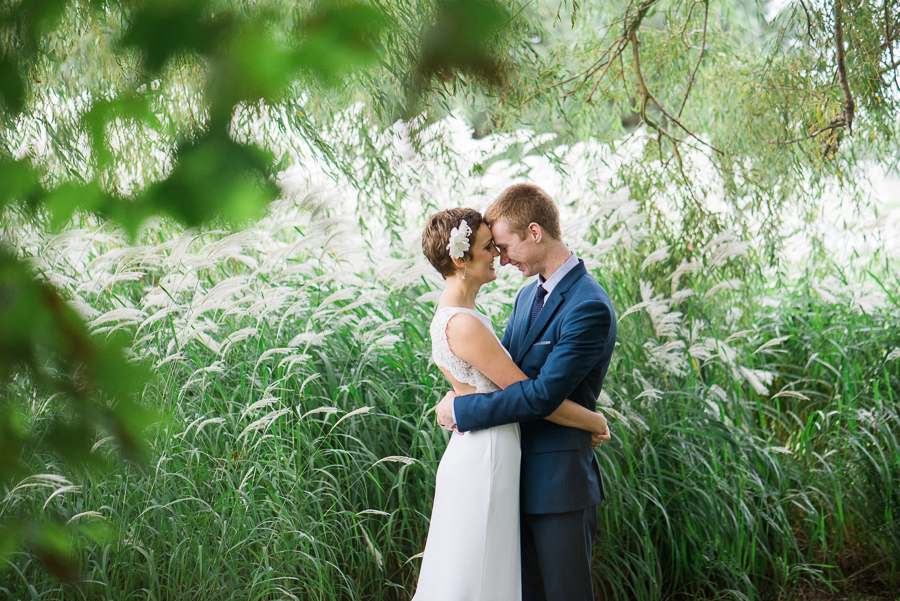Garden Wedding At The Hessenland Country Inn