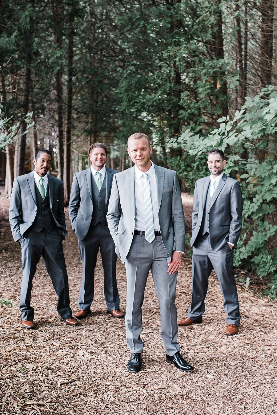 Camp Kintail Ontario Wedding