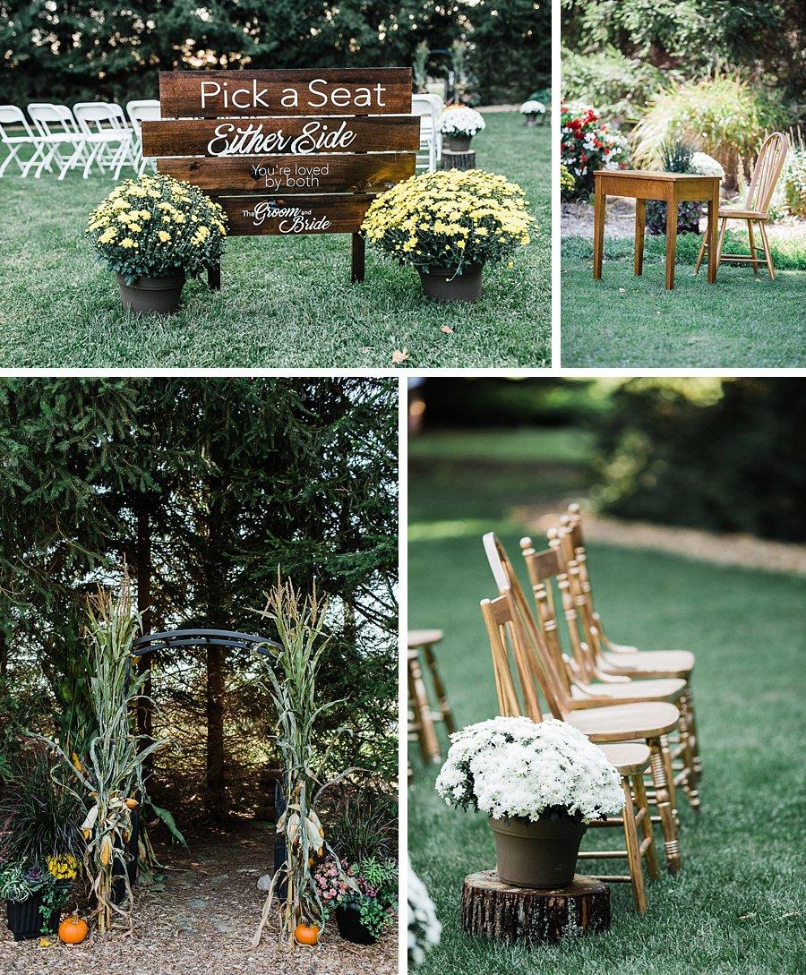 joe u0026 ashley goderich backyard wedding alleycat photography
