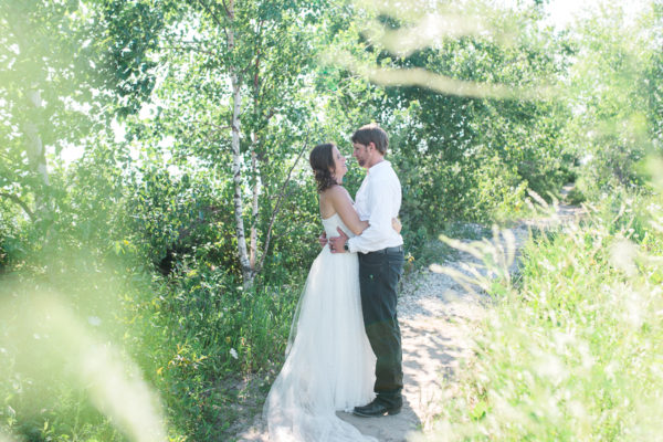 jen & dustin, goderich lighthouse wedding
