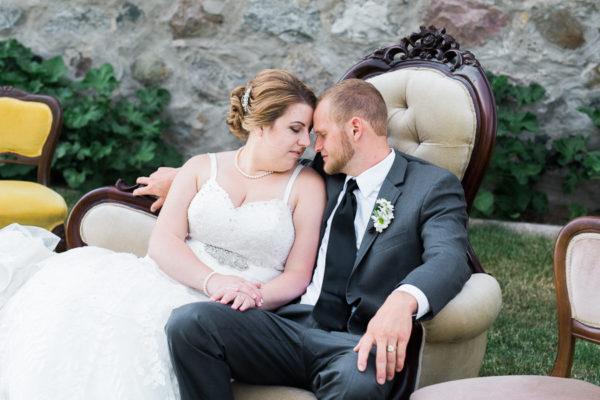 scott & kate, seaforth wedding