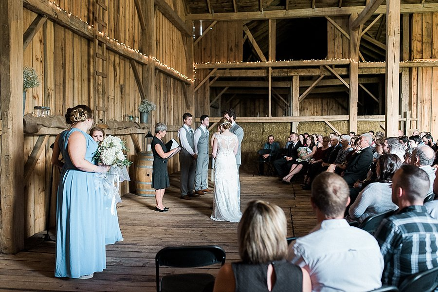 seaforth ontario barn wedding
