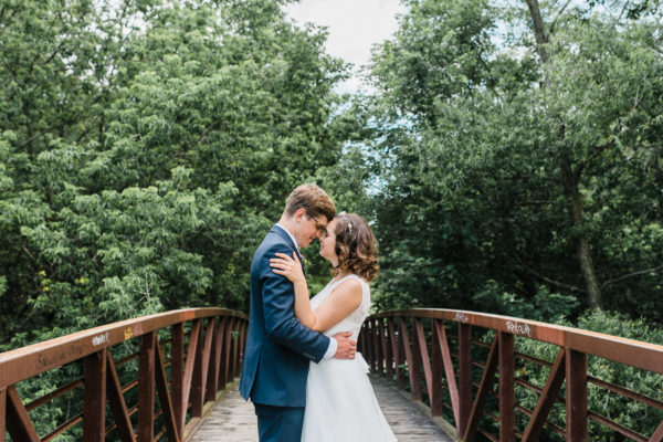 tessie & josh, caso station wedding