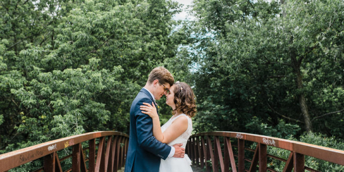 tessie & josh, caso station wedding